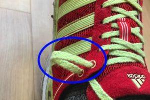 靴紐が長い時の結び方おすすめはダブルアイレット・ヒールロック