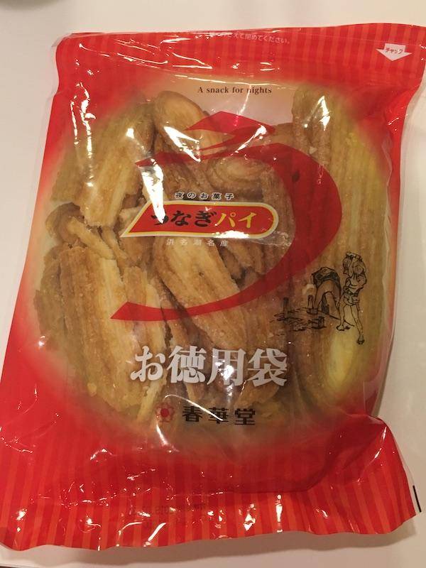 うなぎパイ お徳用袋230g