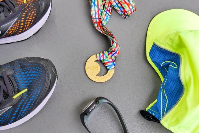 フルマラソン完走へつながるイメージ
